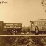 Spedition Kruse LKW 20er Jahre