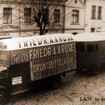 Kruse LKW 40er Jahre