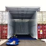 PE Folien Container