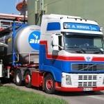 Spedition Kruse Flüssigkeitstransport