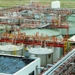 Tanklager Anlage
